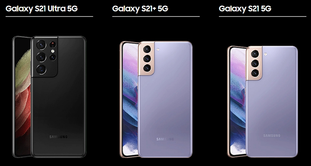 Samsung Galaxy S21 Reihe