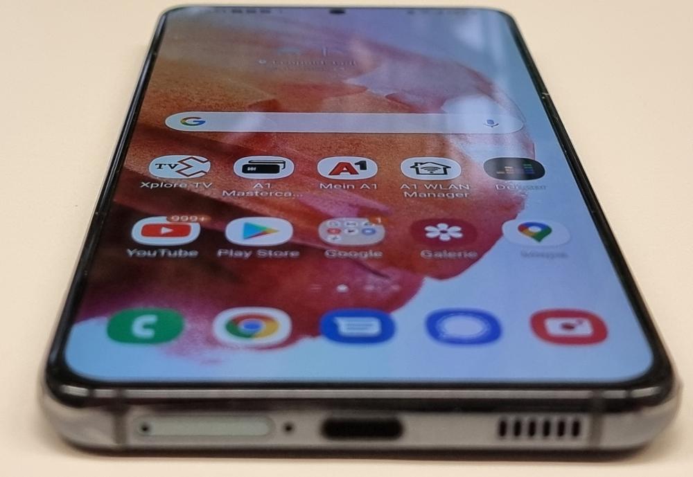 Galaxy S21 Display