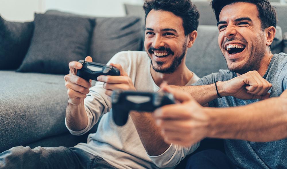 Männer Videospiele
