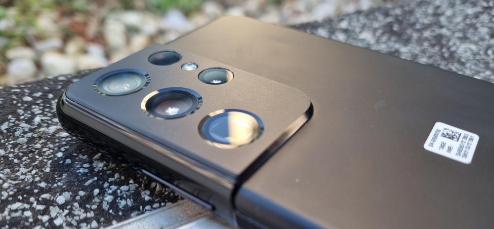 Samsung Galaxy S21 Rückseite Kameramodul