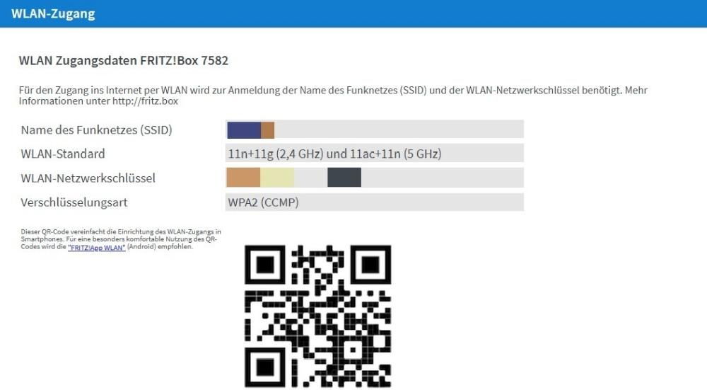 ZTE Axon 20 Test Einrichtung WLAN Fritz!Box