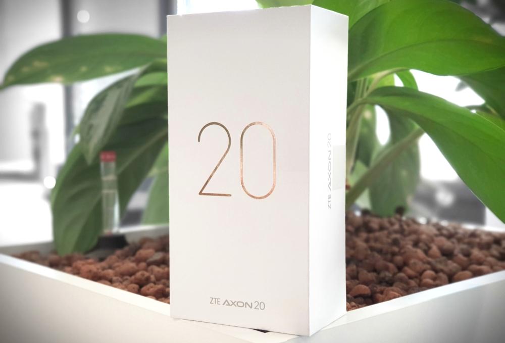 ZTE Axon 20 Test