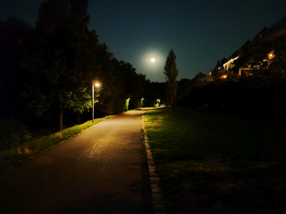 Donaukanal Nacht