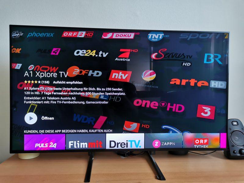 Fire TV Stick für A1 Xplore TV