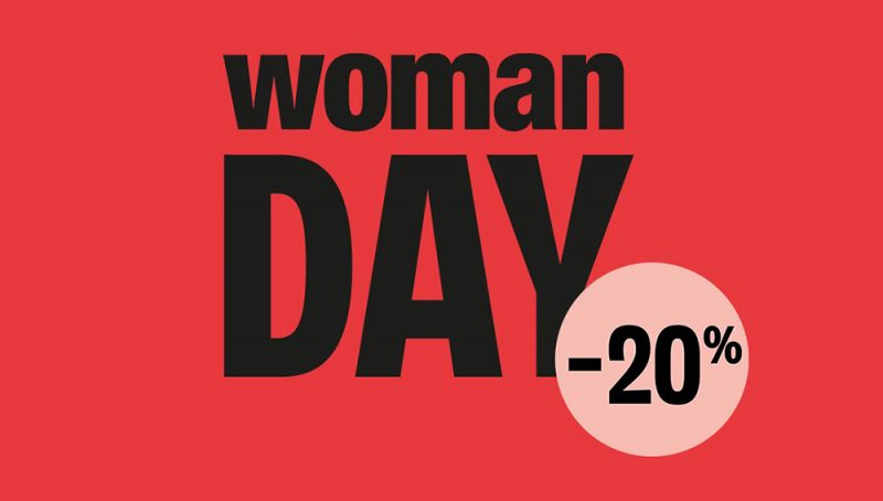 WOMAN Day am 14.10.2021