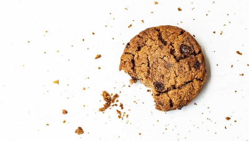 ein Cookie