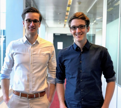 Jakob & Lars